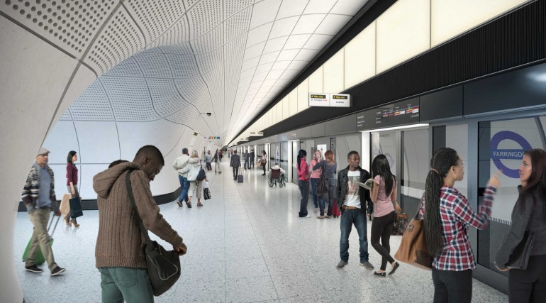 04 Farringdon station - proposed platform_236035