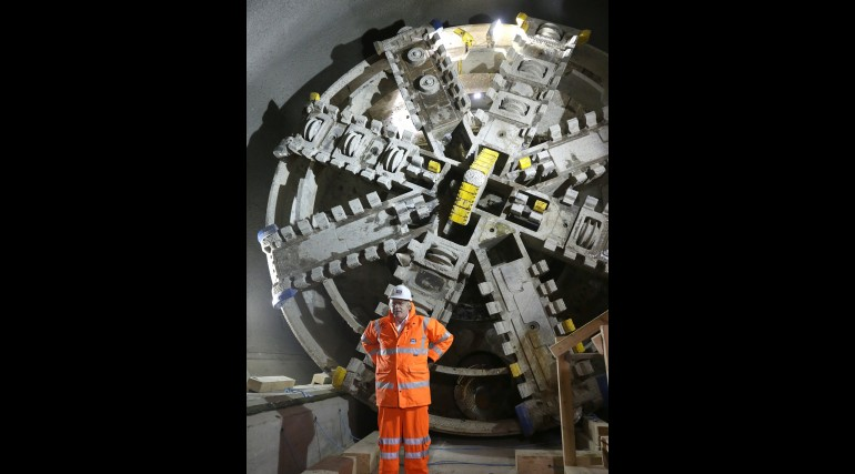 04 Mayor of London launches final tunnelling push_191340