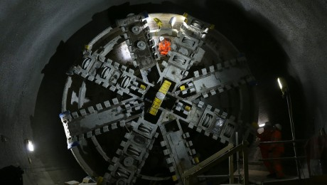 Mayor of London launches final tunnelling push