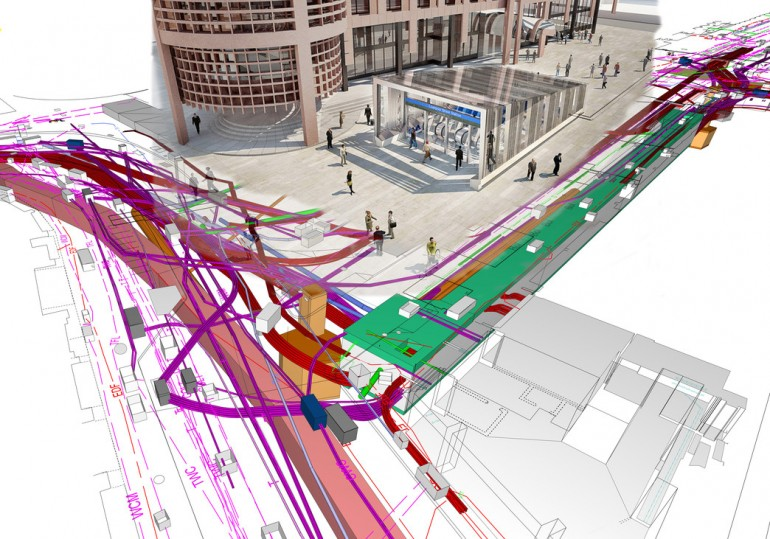Driving industry standards for design innovation on major infrastructure projects