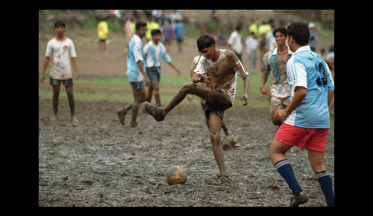 Football in Maharashtra, India