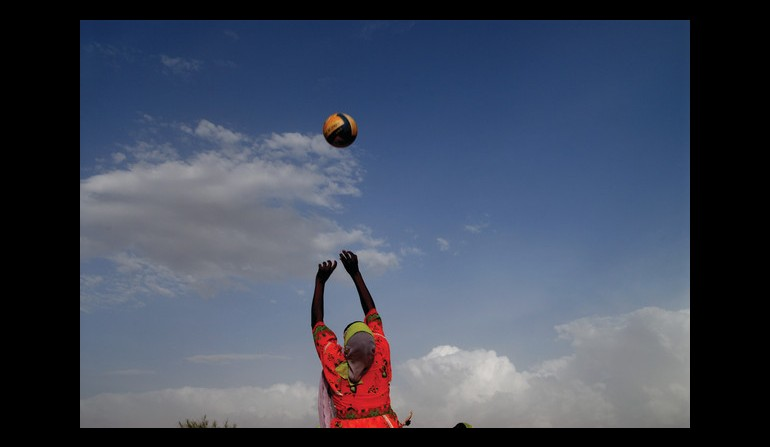 Volleyball in Chad