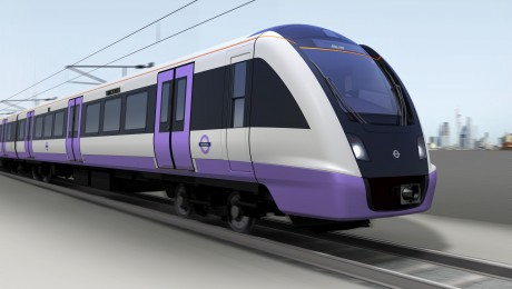 TfL appoints Barber & Osgerby to work on design of Crossrail train