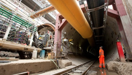 New figures show impact of Crossrail on jobs and growth around the UK