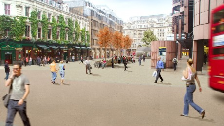 Funding agreement brings new and improved public areas around Crossrail stations a step closer