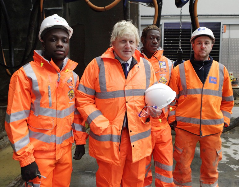 Mayor helps London apprentices on their way with cheaper travel