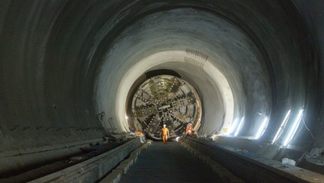 Crossrail's Breakthrough exhibition to launch at London Transport Museum