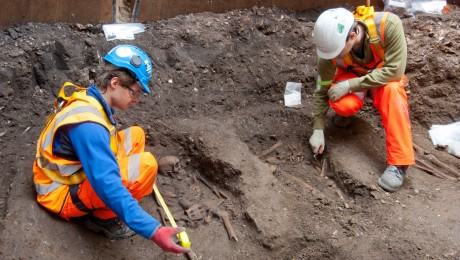 London volunteers to join Charterhouse archaeological dig
