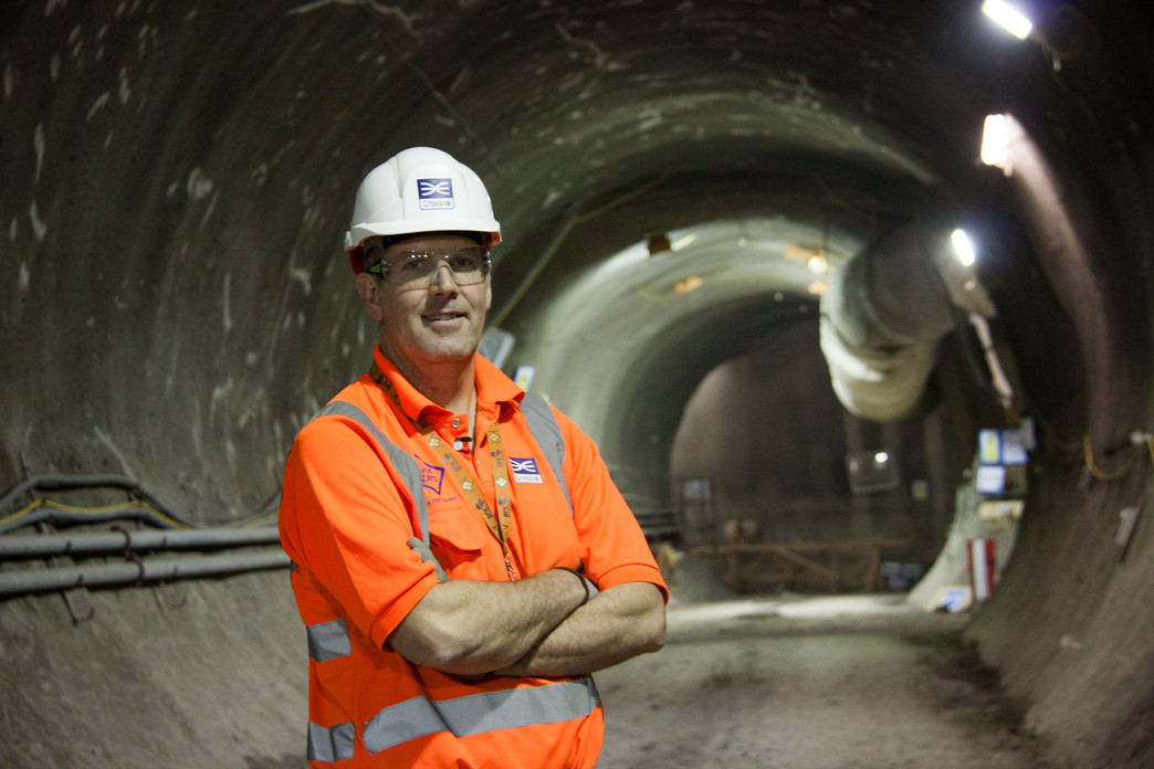 Andy Alder - Project Manager, Crossrail Western Tunnels_149961