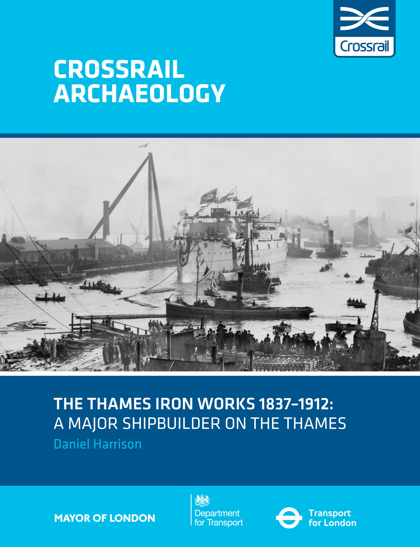 The Thames Iron Works 1837-1912: a major shipbuilder on the Thames_218225