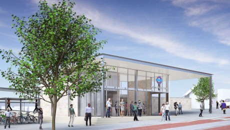 Green light for major improvements at Acton Main Line station