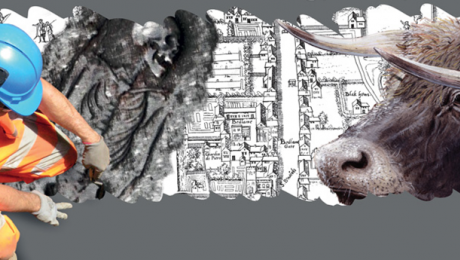 Bison to Bedlam - Crossrail's archaeology story so far...