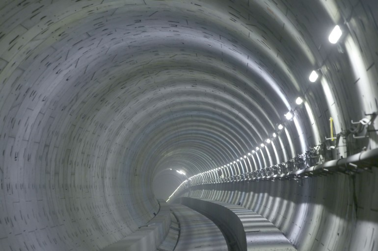 Crossrail begins procurement for major tunnel fit-out works