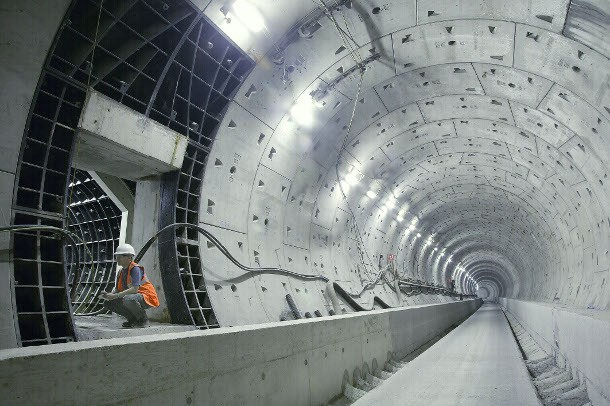 Crossrail awards remaining tunnelling contracts as Crossrail's momentum becomes unstoppable