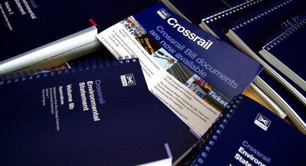 Crossrail Bill Supporting Documents