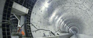Crossrail awards major tunnelling contracts worth £1.25bn
