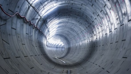 Crossrail casts its final concrete tunnel segment