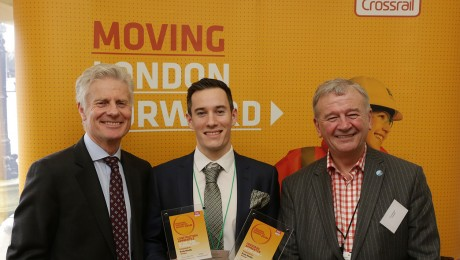 Crossrail names Apprentice of the Year