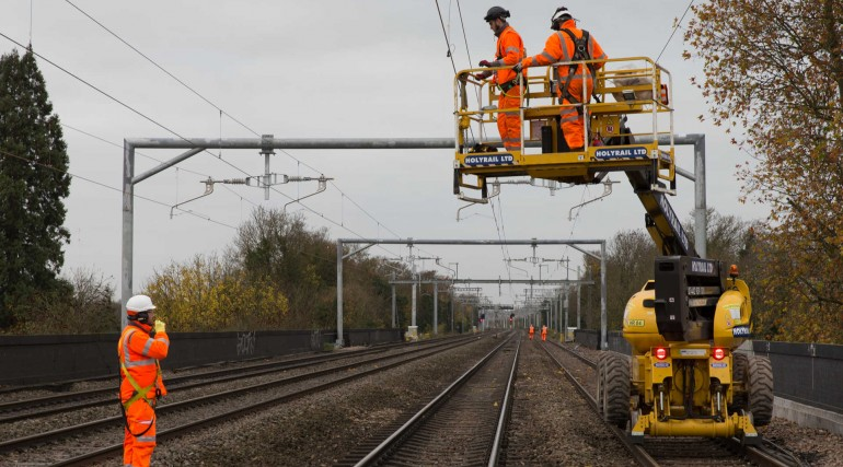 Electrification for Crossrail programme_252888
