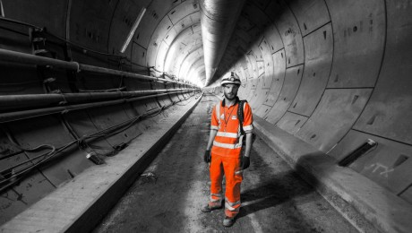 #TeamCrossrail Blog: Ed Batty - Shift Engineer working for Crossrail's Western Tunnels team