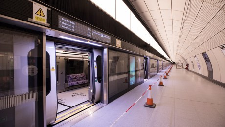 Crossrail and TfL construction sites temporarily suspended, helping limit spread of coronavirus