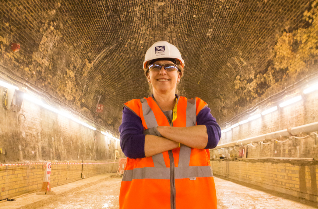 Linda Miller - Project Manager, Connaught Tunnel