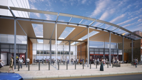 Network Rail awards final west London station upgrade contracts for Crossrail project