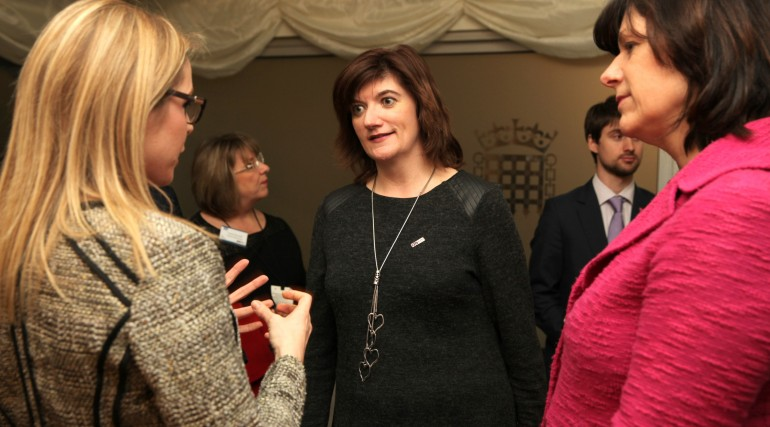 Rail Minister Claire Perry celebrates contribution of women to Crossrail_220802