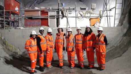Crossrail partners with Women into Construction