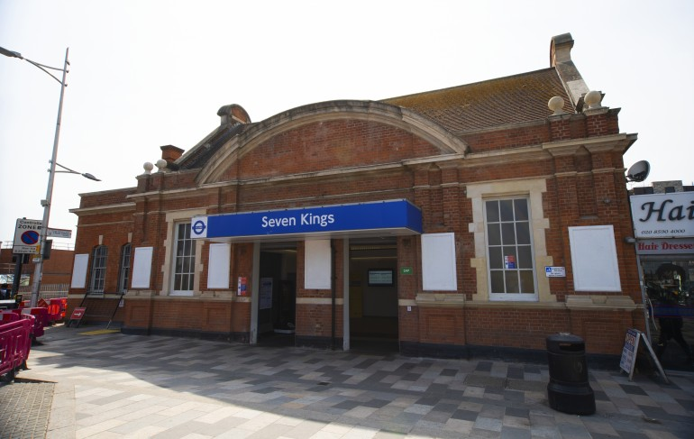 Seven Kings Station