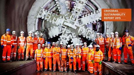 Crossrail publishes 2015 Sustainability Report