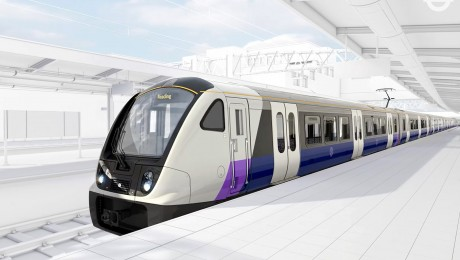 Mayor and TfL unveil 'eye-catching' design for new, high-quality Crossrail trains
