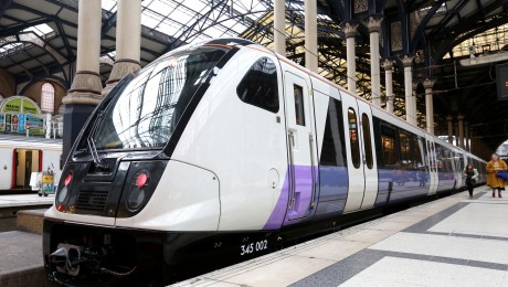 TfL Rail to operate services to Reading from 15 December