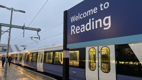 TfL Rail will operate services to Reading from 15 December