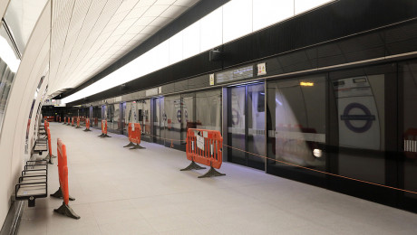 Tottenham Court Road Elizabeth line station enters final commissioning phase